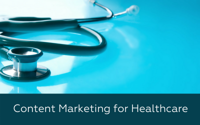 content marketing healthcare